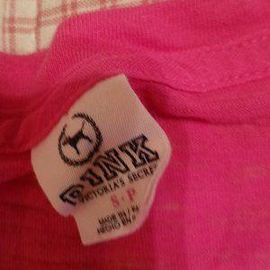 PINK Victoria's Secret Tops - PINK VICTORIA'S SECRET BURNOUT T SHIRT